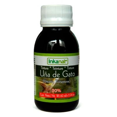 Uña de gato en tintura 60 ml Inkanat