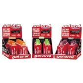Gel oral 20gr sabor cola 24 Uds. Expositor Infisport