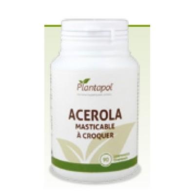 Acerola masticable 90 comp. Linea Eco Plantapol