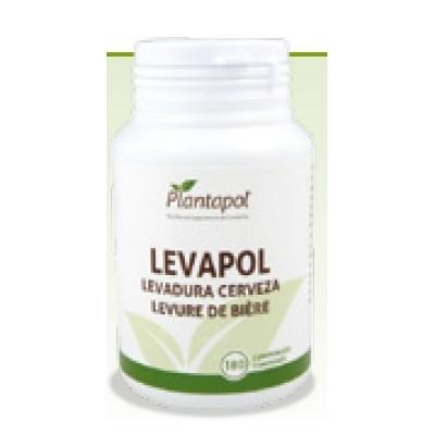 Levapol Levadura de Cerveza 180 compr. Linea Eco Plantapol