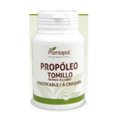 Propóleo masticable tomillo y vitamina C 90 compr. Linea Eco Plantapol
