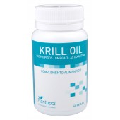 Krill Oil 60x735 mg Plantapol