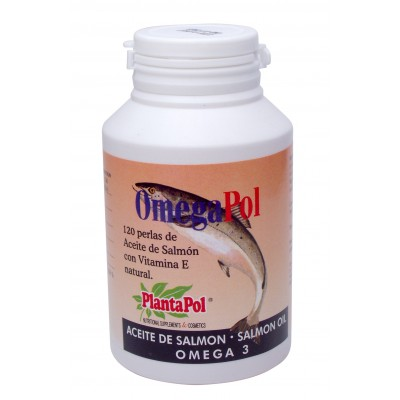Omegapol 120 perlas Plantapol
