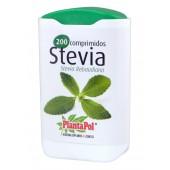 Stevia 200 comprimidos 60 mg Plantapol