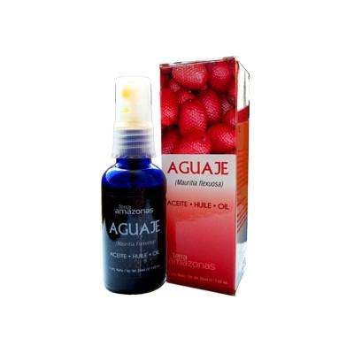 Aceite de aguaje 30 ml Inkanatura