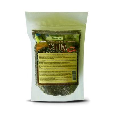 Semillas de Chia 250 gr Inkanatura