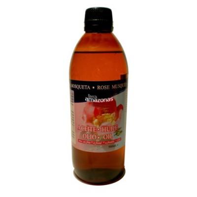 Aceite rosa mosqueta 500 ml prensado frío