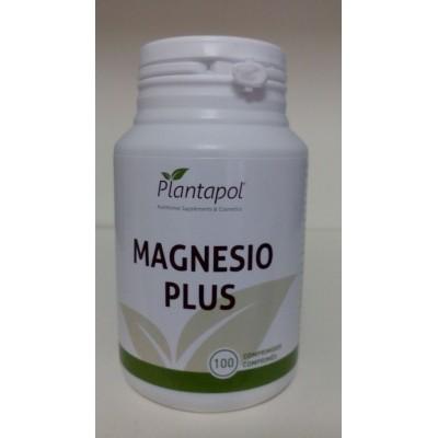 Magnesio Plus + Oregano Plantapol