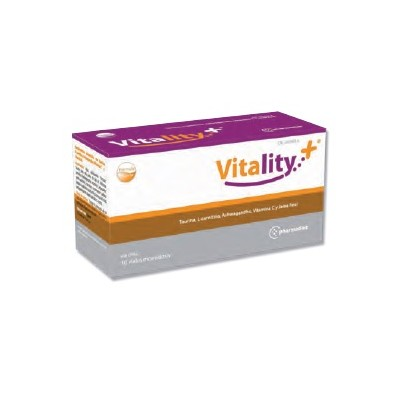 Vitality + 10 viales Pharmadiet