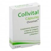 OVOMET 30 CAPSULAS COLLVITAL