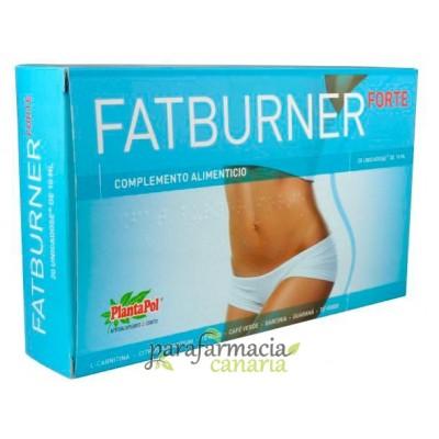 FAT BURNER FORTE 20 AMPOLLAS PLANTAPOL