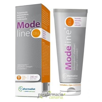 Modeline Cell Crema Anticelulítica 200 ml Pharmadiet