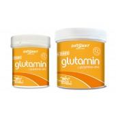 Glutamin + Zinc 300 gr en polvo Infisport