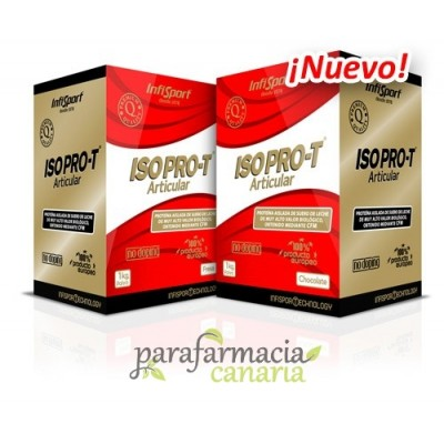 Iso Pro-T Articular Chocolate Infisport