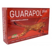Guarapol plus 20 ampollas Plantapol